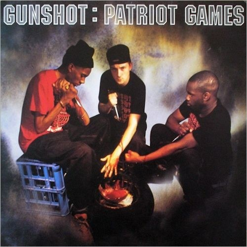 Gunshot - Mind Of A Razor / Social Psychotics